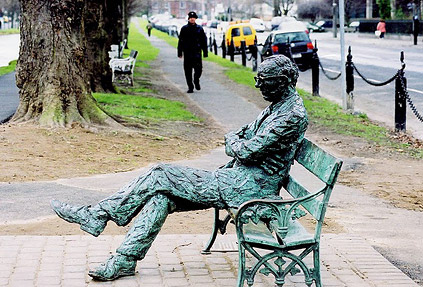 Patrick Kavanagh, Irish Poet and Novelist