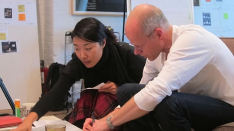 The Interaction Design Awards Jurors